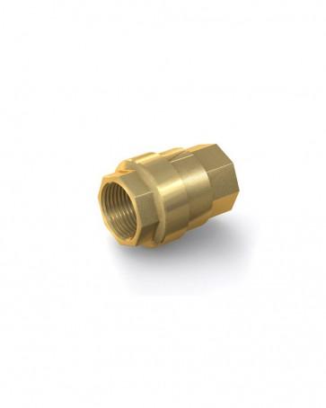 "Clapet anti-retour laiton - G 1"" interne / G 1"" interne - max. 30 bar - DN 25 mm"