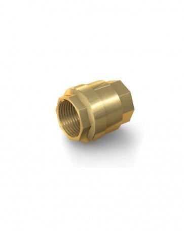 "Clapet anti-retour laiton - G 2"" interne / G 2"" interne - max. 20 bar - DN 50 mm"