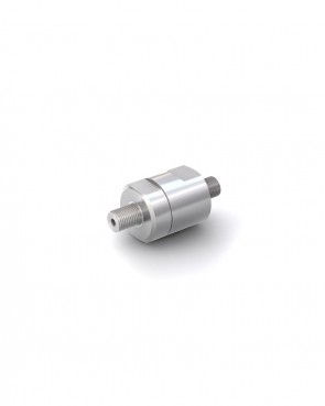 "Clapet anti-retour acier inox - G 1/8"" mâle / G 1/8"" mâle - max. 250 bar - DN 3 mm"
