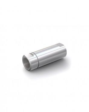 "Clapet anti-retour acier inox - G 3/4"" femelle / G 3/4"" femelle - max. 250 bar - DN 16 mm"